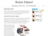 Boitier éthanol E85