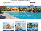 Booking Tunisie,Réserver hotel Tunisie voyage pas cher
