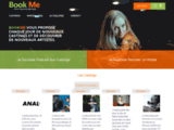 Casting BookMe - Books en ligne et castings du moment