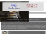 Conception de barriques de vin Bordeaux 33