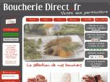 BOUCHERIE DIRECT,le meilleur de la viande à des prix malins