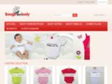 Vente body bébé personnalisé et pas cher - Bouge ton body