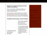 Bouilloire électrique : Choisir sa bouilloire - Guide d'achat