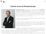 Cabinet d'avocat Mickaël Boulay à Segré