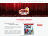Boulevard de la Comédie à Nantes : Humour et Création - Théâtre Boulevard de la Comédie