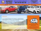 Bourgeot Location - Location de véhicules sur l'Allier (03) - Location de voitu