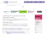 Comparatif courtier en ligne - Comparateur broker et courtier sur Internet