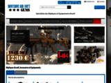 Boutique Air Soft Guns - Tous les équipements et répliques Airsoft