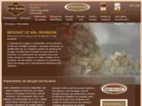 La boutique Du Nougat : vente de nougat, chocolat, amandes et produits de Provence
