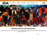 Tableaux décoratifs One Piece