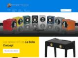 Boutique-Parisienne.com vente en ligne Hifi D?co Design Tendances Haut de gamme -Boutique-Parisienne.com