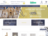 Boutique en ligne d'objets religieux