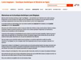 Univers ésotérique boutique et librairie en ligne