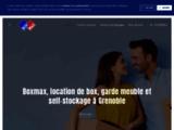 Self Stockage - Garde Meuble - Boxmax - Grenoble, Marseille, Saint Etienne