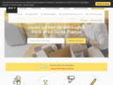 Box Plus : garde meuble et location de box en région Parisienne
