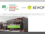 Stockage Manutention Plateforme Cloison | BR Équipement Groupe BEWOP