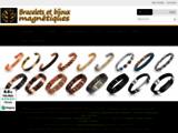 Bracelets Magnétiques et Bijoux avec Aimants - Magnétothérapie