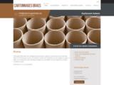 Le spécialiste des tubes en carton : Braes Cartonnages