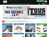 Vente de Gouttières, Bandes d'Etanchéité et Profilés - Brico-Toiture