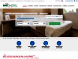 Hotel Fougères: Hôtel du Parc *** en Bretagne