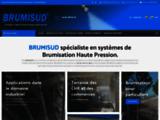 BrumiSud: spécilaliste de brumisation haute pression