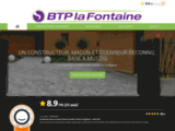 BTP La Fontaine - Entreprise de maçonnerie à Mutzig