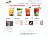 Bubble Fever - Boutique en ligne de Bubble tea en kit et à la carte