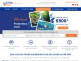 Tour operator et réceptif : Vietnam, Laos, Cambodge, Thailand
