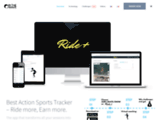 By The Wave Technologies : Action Sports Tracker
