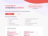 C-nouveau : blog spécialisé sur les nouveautés, innovations et tendances web
