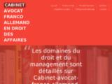 Avocat franco-allemand, Droit des Affaires franco-allemand | Berton & Associés