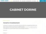 Cabinet Dorine : spécialiste en gestion du patrimoine
