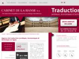 Agence de traduction juridique, économique et technique en ligne