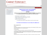 Cabinet Form'Act - Formalités notariales, formalités postérieures, formalités commerciales