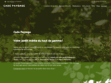 Cade paysage, paysagiste Brignoles, cr?ation & am?nagement jardin St Tropez, terrassement enrochement Var 83