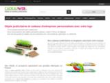 Objet publicitaire et cadeau d'affaire personnalisé en ligne