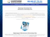 Dépannage Informatique et Maintenance Informatique sur Sète