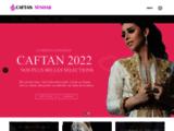 Caftan Senhaji - L'art de la Haute Couture