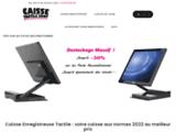 Caisse Enregistreuse Tactile 2019 pas cher I CaisseTactile.shop