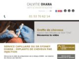 Calvitie OHANA : Greffe de cheveux par technique FUE Ultra