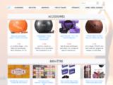 Equipement pour les pratiques de yoga, stretching et fitness