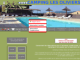 Camping Les Oliviers - Oraison