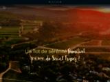 Camping la Rouillère à Ramatuelle dans le Var, vers St Tropez, Côte d'azur