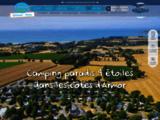Camping Bellevue à Erquy (22) | Camping 4 étoiles en Bretagne