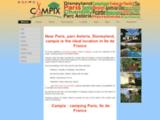 Camping proche de Paris : France Oise  ile de France - Campix