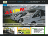 Campingcars60.fr : Location, vente de camping car et caravanes.