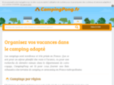Annuaire des Campings : CampingPong
