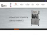 Canellitech Matériel embouteillage et conditionnement et emballage semi-automatiques. pour petit cadences