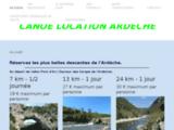 Canoë Location Ardèche
