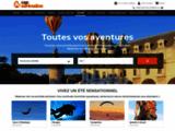 Sauts en parachute et vols en hélicoptère - Cap Adrénaline